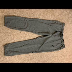 Nike Ladies sweatpants Sz XL